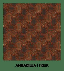 Ambadilla, Tiger, Ambadilla Tiger, S. Harris, Fabric, S. Harris Fabrics, Textured, Textured Blog