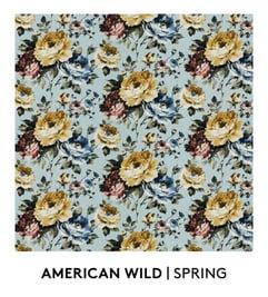 American Wild Spring, American Wild, Spring, S. Harris, Fabrics, Textiles, Textured