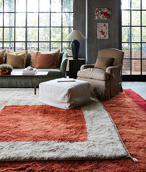 Cover All Your Ground, Colin King, Beni Rugs, Textured Blog, S. Harris