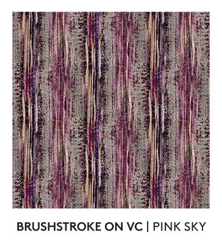 Brushstroke Pink Sky, Brushstroke on VC, Pink Sky, S. Harris Fabric, S. Harris, Shop Fabric