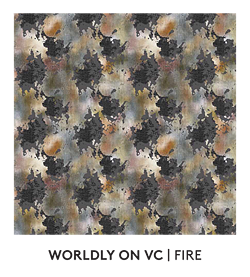 Worldly Fire, Wordly, Fire, S. Harris Fabric, S. Harris, Shop Fabric